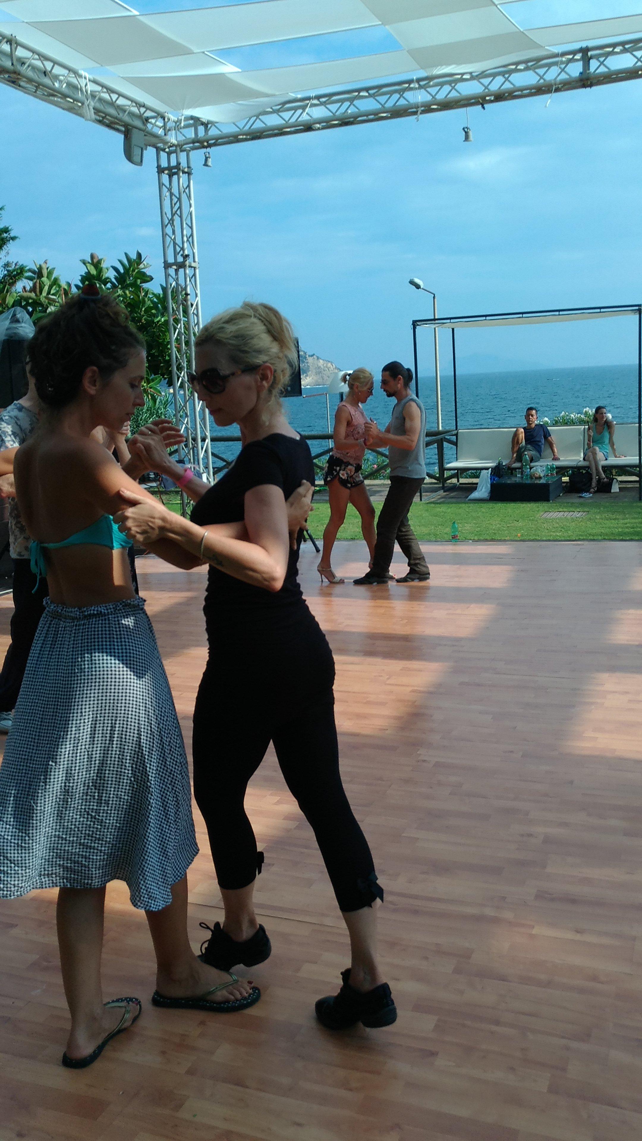 Este un dans pe care doar tu il poti face..